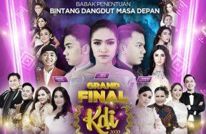 Ikut Bangun Nama Besar MNCTV, Panggung KDI Tahun Ini Capai Grand Final