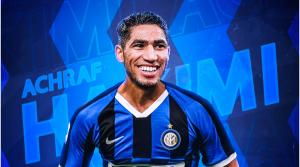 Sehat! Hakimi Bersiap Kembali Bela Inter Milan
