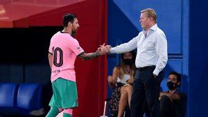 Ronald Koeman Bersikap Realistis Menanggapi Peluang Barcelona