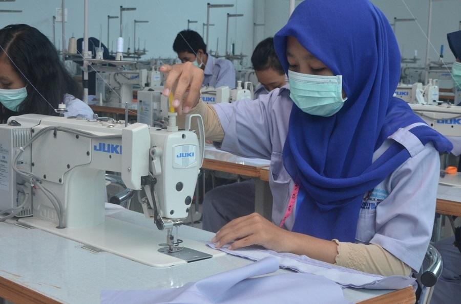 Laju Pertumbuhan Industri TPT di Indonesia Terus Meningkat Setiap Tahun