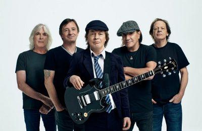"""AC/DC Berhimpun di Masa Pandemi untuk """"Power Up"""""""