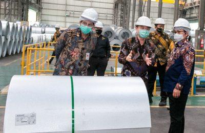 Investasi Industri Baja Tetap Tumbuh di Tengah Pandemi