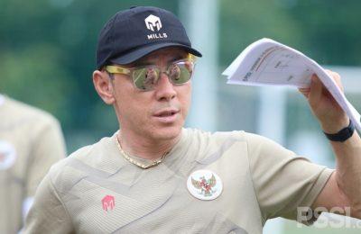 Shin Tae-yong: Liga 1 dan 2 Harus Segera Bergulir