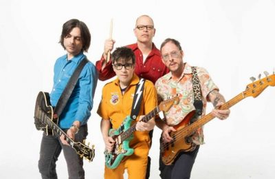 Weezer Ungkap Gangguan Kejiwaan Akibat Medsos di Lagu Baru