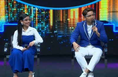 """Indonesian Idol: Mark dan Rimar Anggap Diuntungkan sebagai """"Grand Finalist"""""""