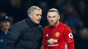 """Dipecat Jelang Final Piala Carabao, Rooney Harap Mou Cepat """"Bangkit Lagi"""""""