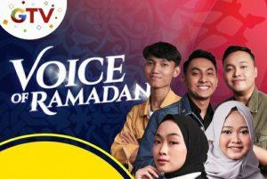 "Tonton ""Voice of Ramadan"" di GTV, Semakin Seru!"