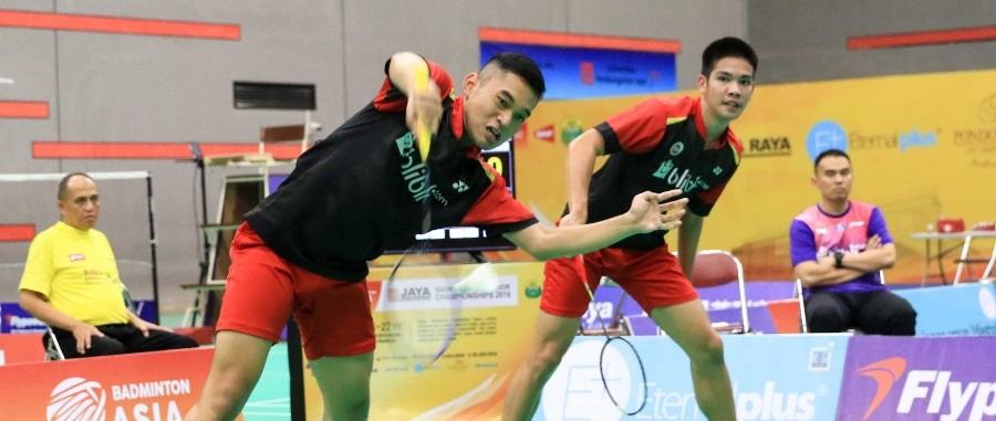 """""""Spain Masters 2021,"""" Ganda Putra Indonesia Fokus Raih Gelar Teratas"""