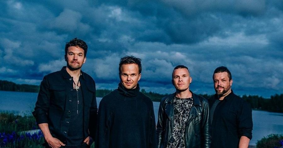 """The Rasmus Kembali Hadir dengan """"Bones"""""""