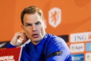 """Frank de Boer Realistis: Terpenting Belanda Bermain Bagus di """"EURO 2020"""""""