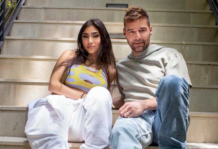 Ricky Martin Hadirkan Lagu Baru Berkolaborasi dengan Paloma Mami