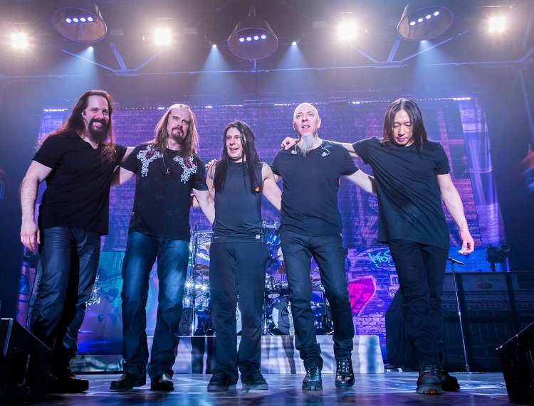 """Yang Baru dari Dream Theater,  """"A View From The Top Of The World"""""""