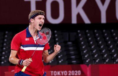 Raih Medali Emas Olimpiade: Penuhi Asa Axelsen dari Usia Bocah
