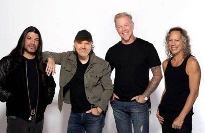 """Metallica Rayakan """"Nothing Else Matters"""" untuk Warga Dunia"""