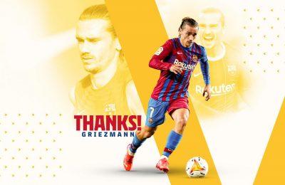 Griezmann Pulang Ke Atleti, Kuatkan Lini Depan Juara Bertahan La Liga
