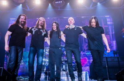 Keluar, Video Karya Cipta Akhir Dream Theater untuk Album Studio Ke-15