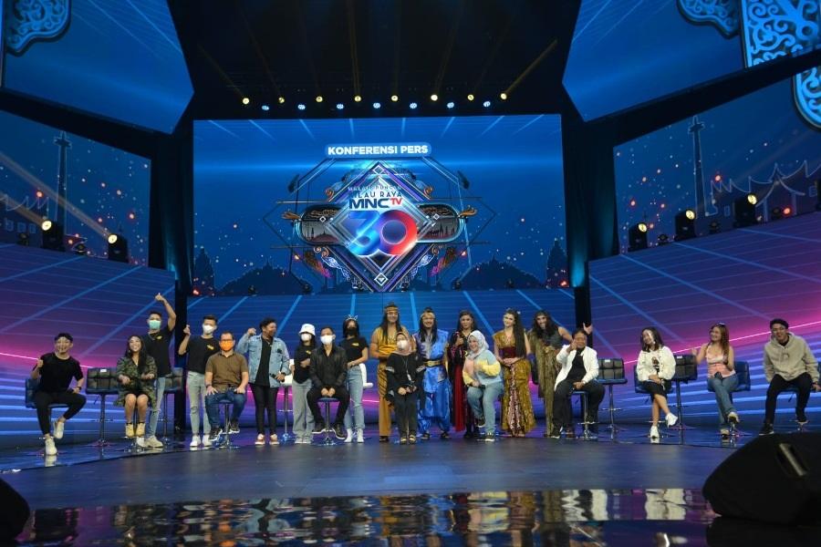 """Kilau Raya MNCTV 30"" Menampilkan Luar Biasanya Kekayaan Pesona Indonesia"